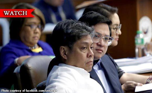 No Palace pressure to oust Liberal Party senators from majority bloc - Senator Panfilo Lacson