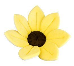 Blooming bath! Use this to cushion any sink.