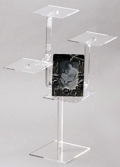 Acrylic Stem Displays : Acrylic / Perspex Stem Displays