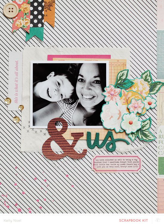 Us   kelly noel   studio calico walden kit scrapbooking layout