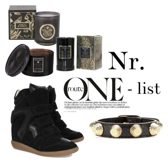 """X-m"" by ellensennerman on Polyvore featuring Voluspa, Jayson Home, Isabel Marant and Balenciaga"