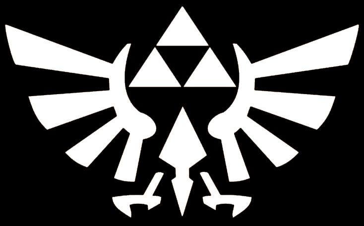 Image gallery triforce stencil