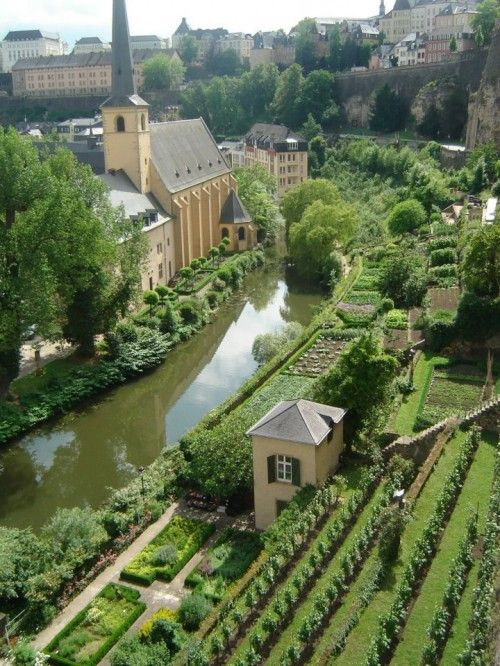 Lovely Luxembourg   The College Tourist