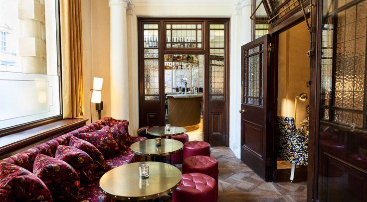 The Gold Bar - Bristol Harbour Hotel