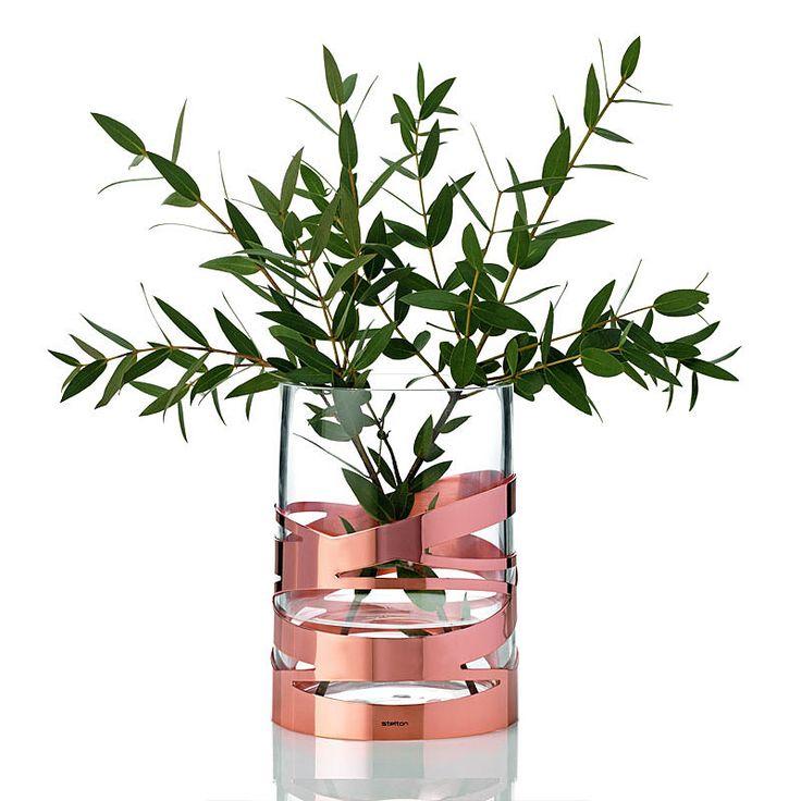 top3 by design - Stelton - tangle vase