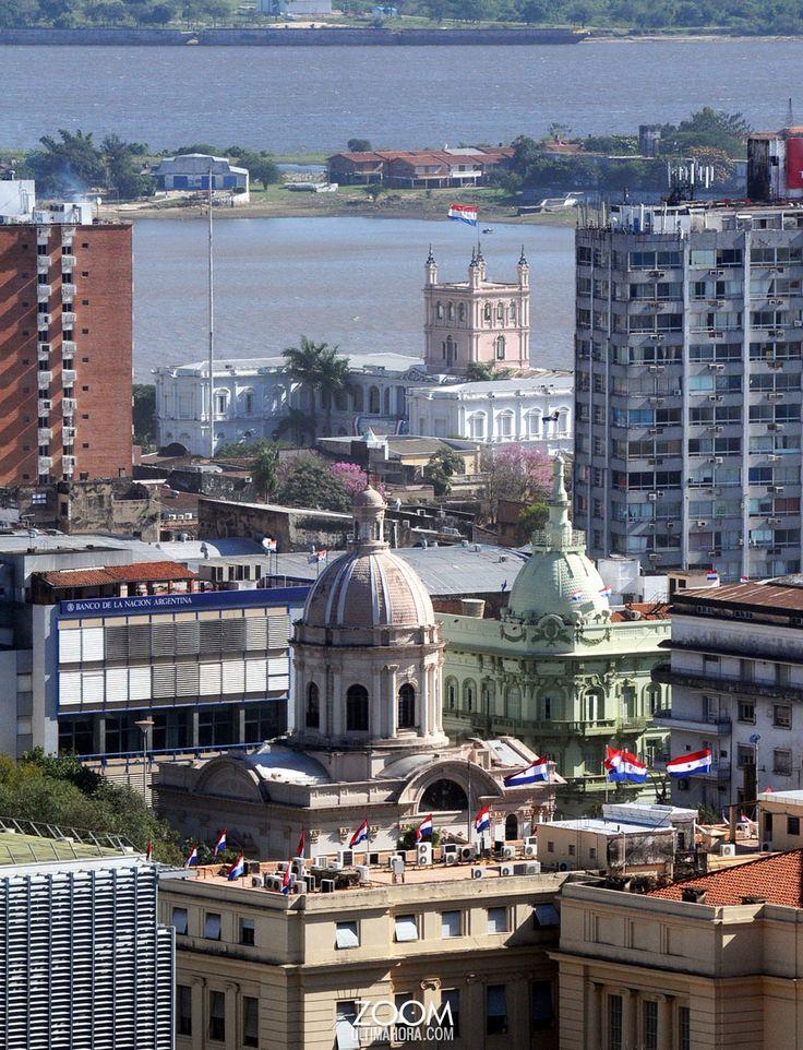 World (20th board)   Paraguay, Uruguay, Suriname, Madagascar, South Africa..................(pic is Asunción, Paraguay) http://pinterest.com/marschrishughey/world-20th-board/
