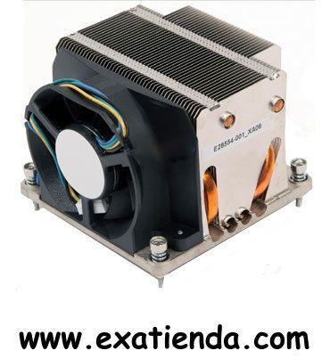 Ya disponible Ventilador t?rmico xeon combo   (por sólo 43.99 € IVA incluído):   -Intel Thermal Solution STS100C -Disipador para procesador - ( Socket 1366 ) Thermal Solution Combo for LGA1366   Garantía de 24 meses.  http://www.exabyteinformatica.com/tienda/3993-ventilador-termico-xeon-combo #ventiladores #exabyteinformatica