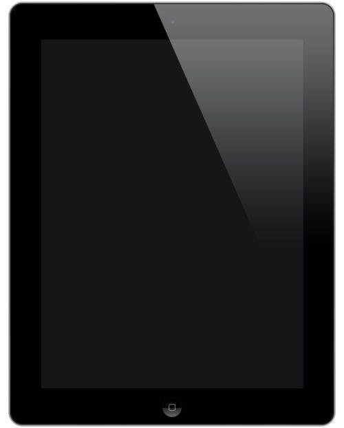 iPad4 with Retina display