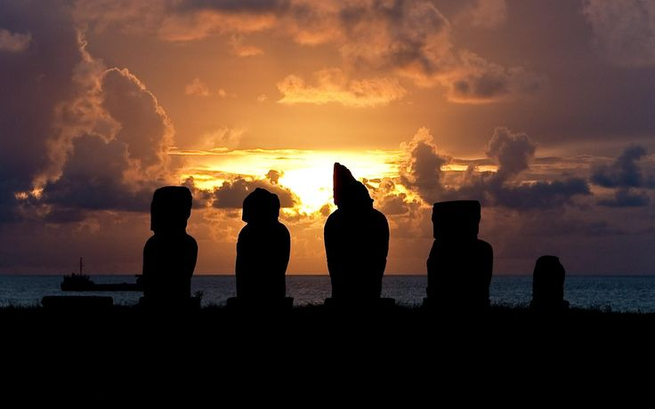 Free Easter Island Pictures