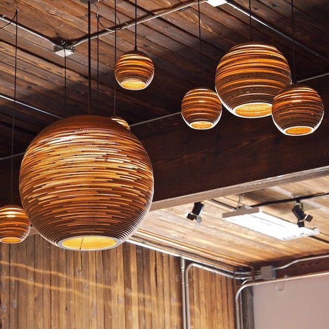 Oliv hanglamp van Graypants #verlichting #design #interieur