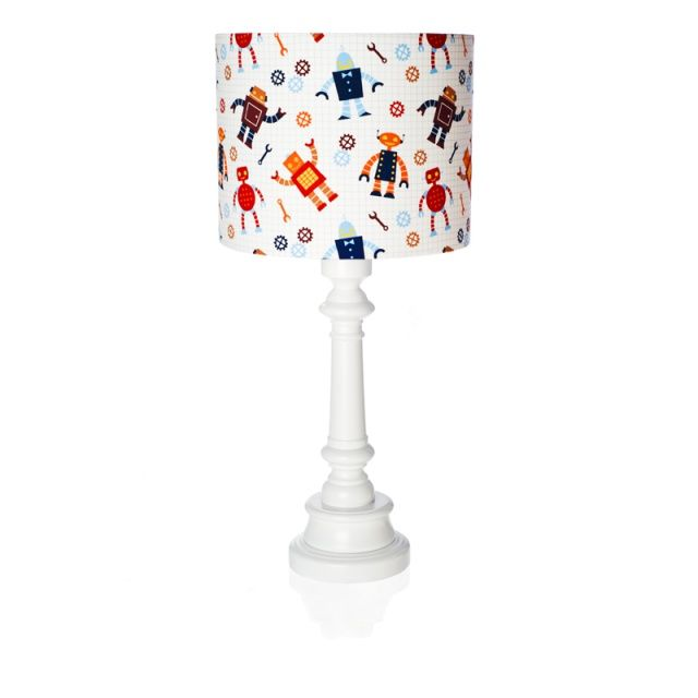 "Lampa ""Roboty""  Zobacz inne produkty: http://bit.ly/1mHiui1  #lamps #forkids #design #dizajn #robots"