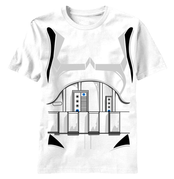 Dorkees.com - Star Wars: I Am A Stormtrooper T-Shirt, $14.00 (http://www.dorkees.com/star-wars-i-am-a-stormtrooper-t-shirt/)