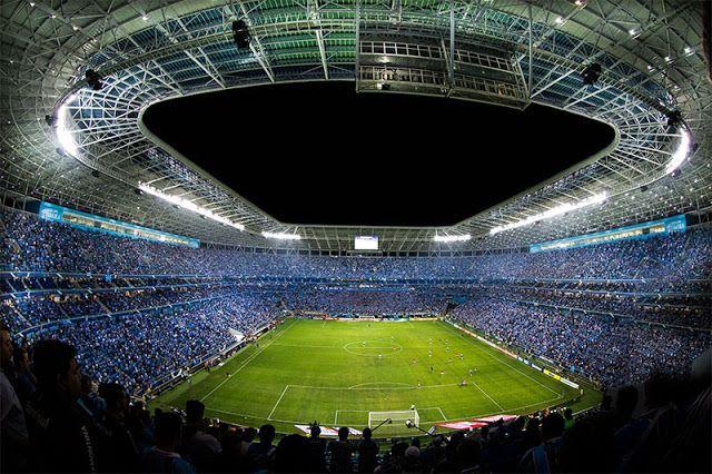 Arena do Grêmio sondada para show do Iron Maiden em Porto Alegre? ~ IRON MAIDEN 666 - BRASIL