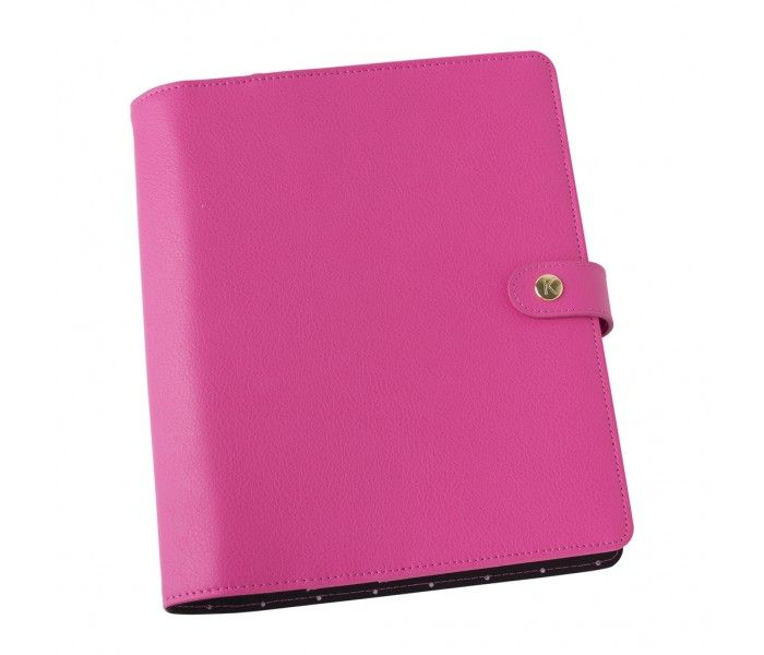 This stylish Leather Personal Planner is your must-have companion to make 2014 your year.