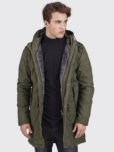 15 best Parka images on Pinterest | Clothes, Fashion online and ...