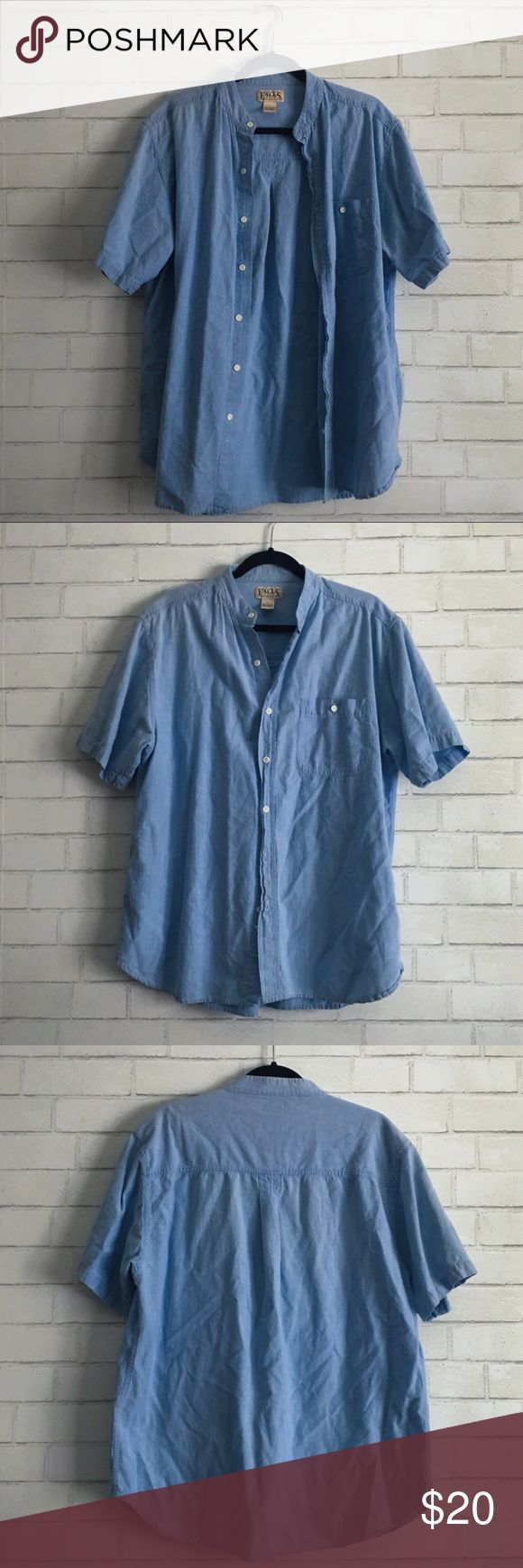 ~ VINTAGE ~ Falls Creek Button Up Shirt The shirt is in okay condition, its vintage. Perfect for the summer / fall falls creek Shirts Casual Button Down Shirts