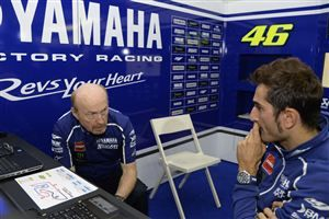 Yamaha confirm replacement for axed Jerry Burgess - | Motorcycle Sport | MotoGP News | MotoGP Results | MCN