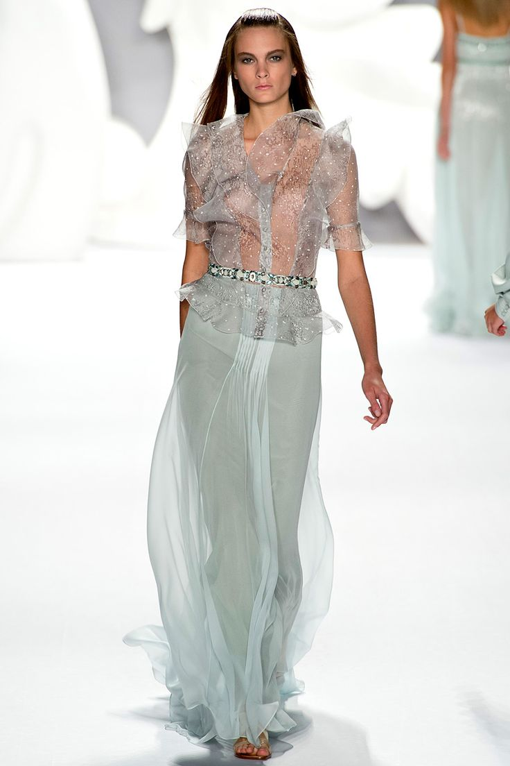 ANDREA JANKE Finest Accessories: NYFW | Rodarte Spring/Summer 2013