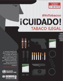 OMS | Cartel del Día Mundial Sin Tabaco 2015