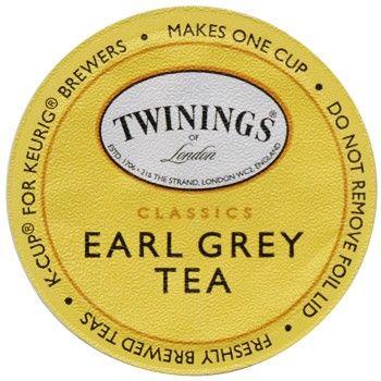 Twinings Earl Grey Tea K-Cups 24ct