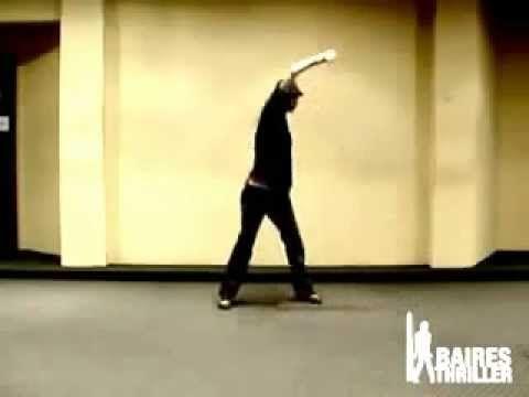 Thriller Coreografia Completa (Passo a Passo) - YouTube