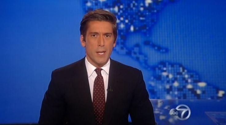 Latest 'World News' Anchor David Muir Loves 'Cool Kid Obama,' Mocked Romney   NewsBusters