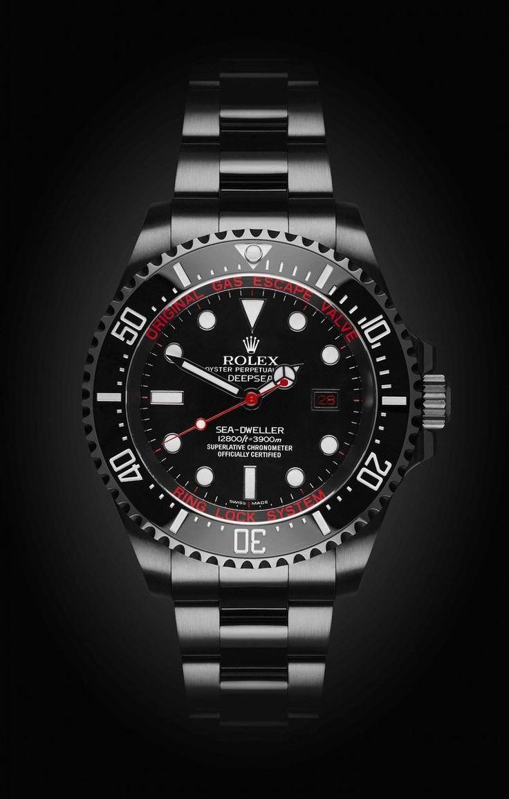 Rolex deep sea (: