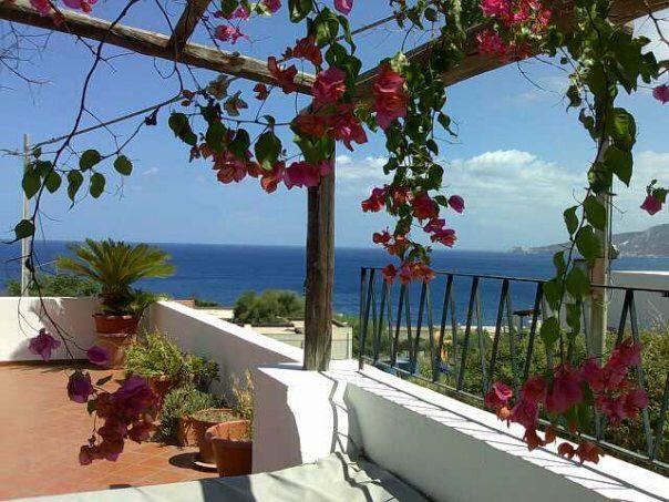 Salina Santa marina sicilia Italy