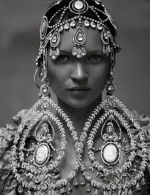 Kate Moss : Vouge India