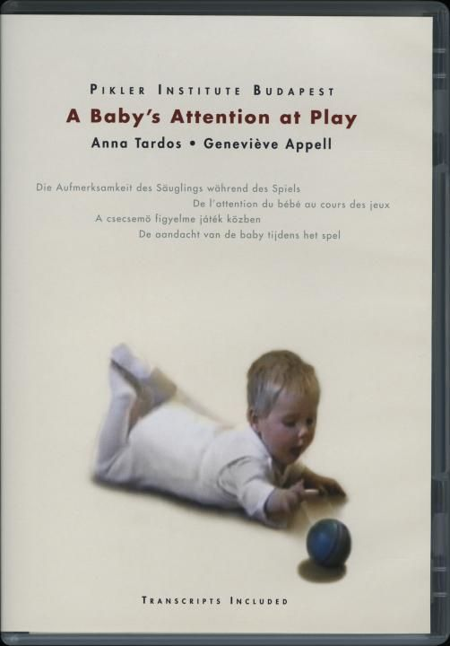 Films français - DVD : A Baby's Attention at Play