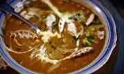 Jamie Oliver - Receita de sopa de peru | globo.tv