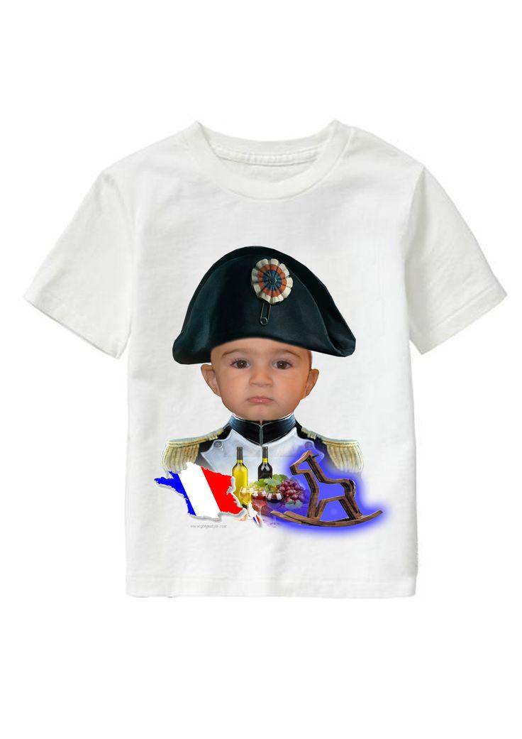 Waterloo personalized T-shirt www.ghigostyle.com