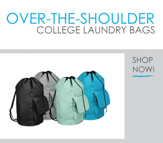 1000 Images About Over The Shoulder College Laundry Bags