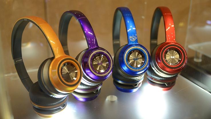 New Monster Headphone line!