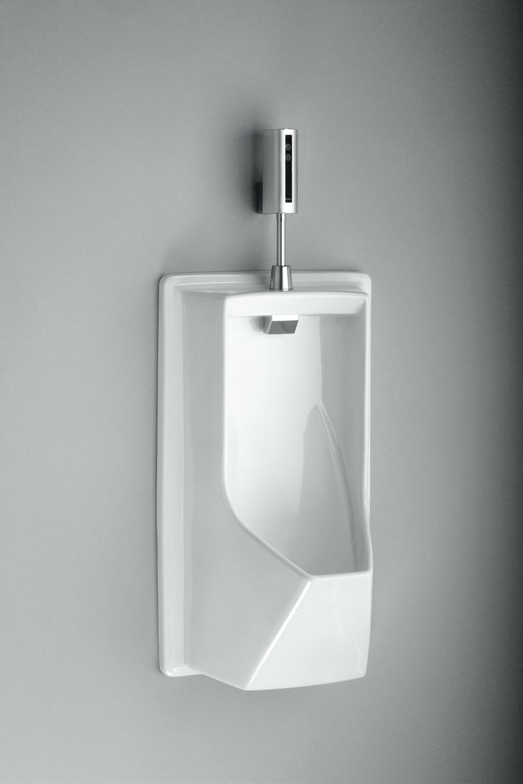 Picture of Affordable and Efficient Residential Urinals for Men's Bathroom