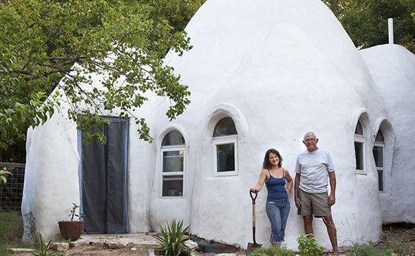 Papercrete Homes And Austin Tx