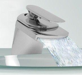 Specials Aqua 5 Waterfall Basin mixer tap + Free pop up waste.