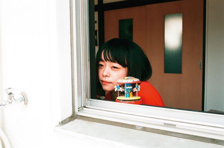 写真家 川島小鳥さんのていねいなひととき  不二家