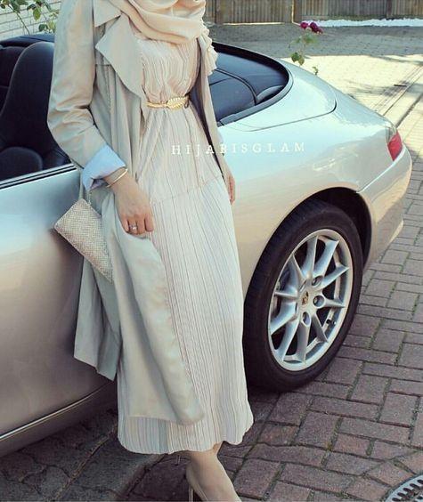 Hijab Fashion | Nuriyah O. Martinez | Hijabisglam