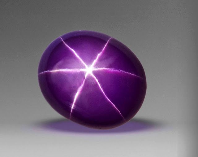 An asterism is an optical phenomenon displayed by some rubies, sapphires, and other gems