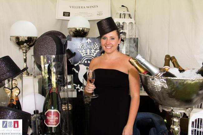 Franschhoek Cap Classique & Champagne Festival - Villiera