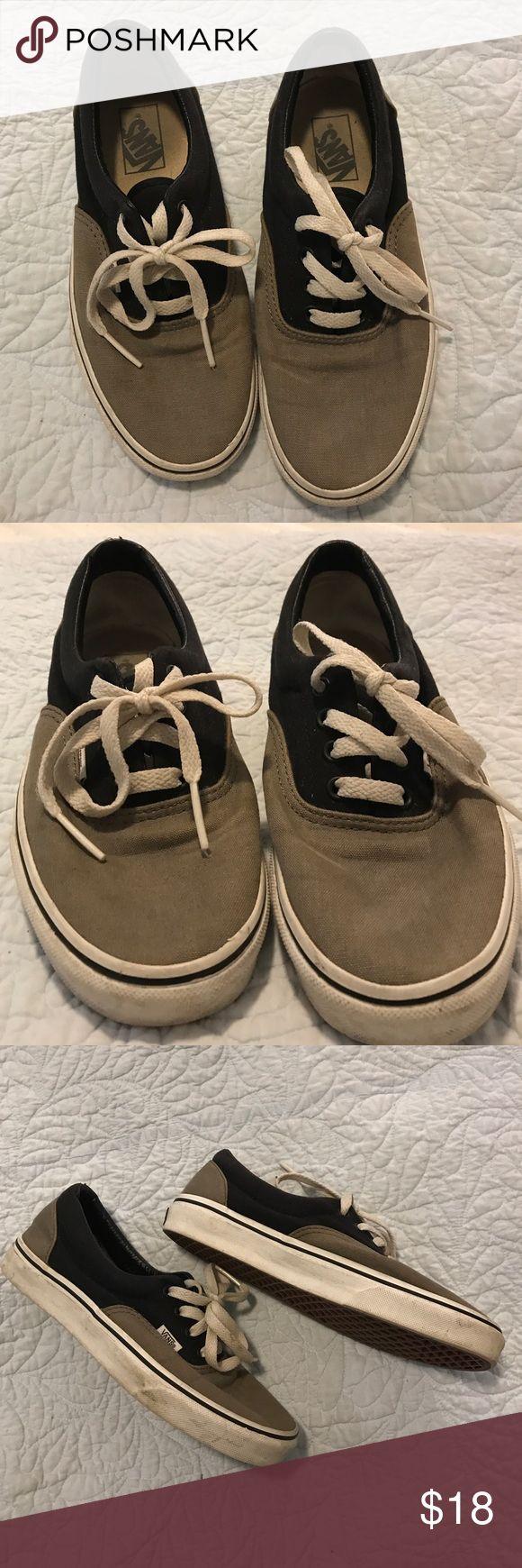 Vans Authentic Pro Skate Sneakers Lightly-used Black and Grey Vans Authentic Pro Skate Sneakers. Vans Shoes Sneakers