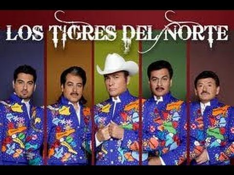 Los Tigres Del Norte Mix
