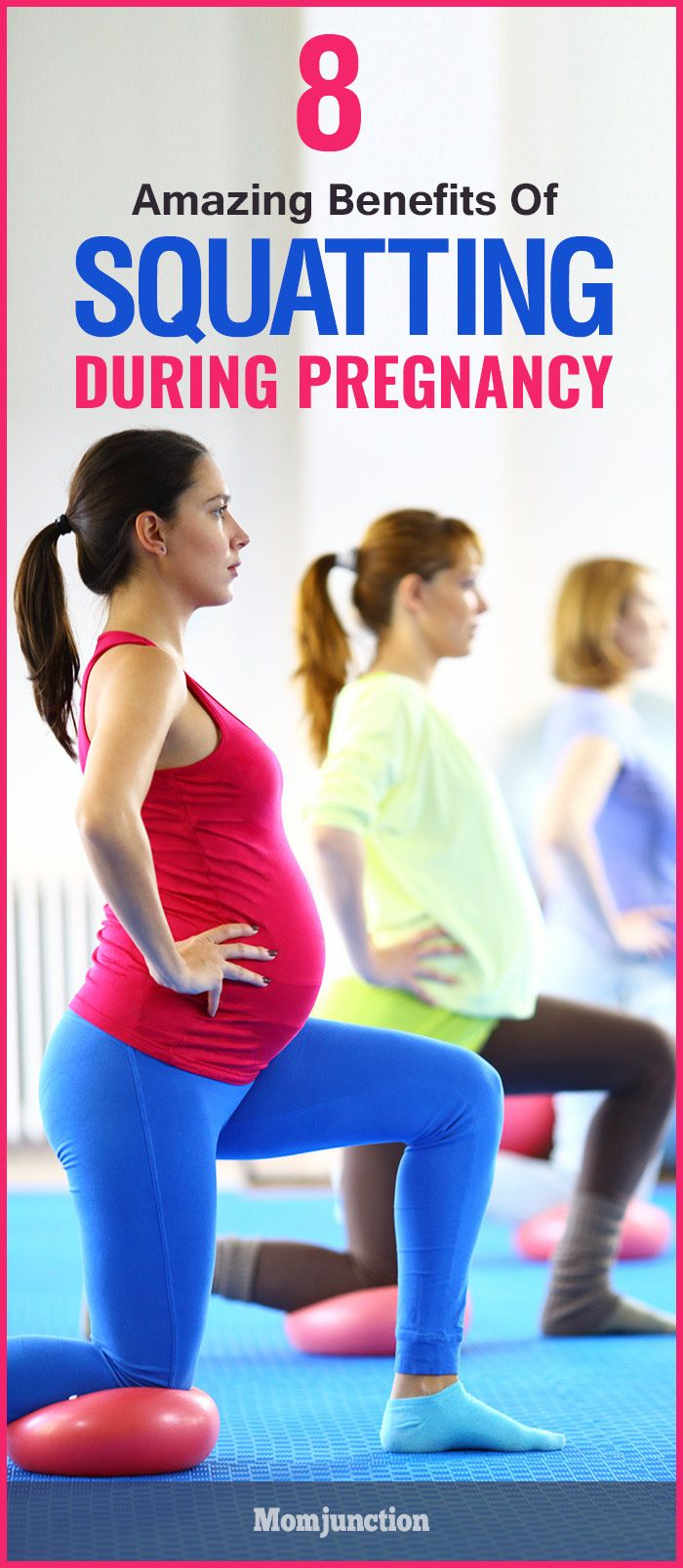 Are you pregnant & looking at safe exercises to stay healthy & fit? Performing squats during pregnancy will help you stay sound & prepares the body. Know how