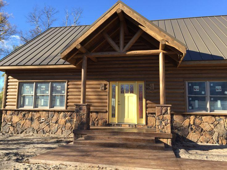 11 best board and batten images on pinterest log homes for E log siding