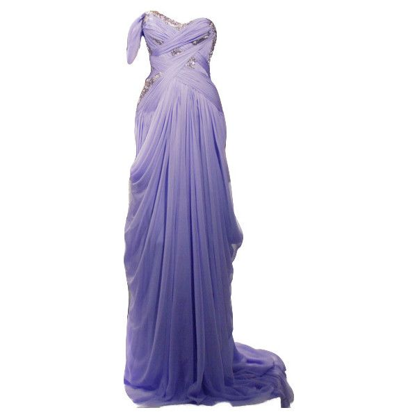 Marchesa-edited by Giada ❤ liked on Polyvore