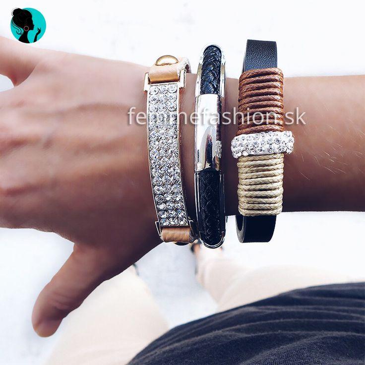 Set Náramkov #bracelet #setofbracelets #jewelry #accessories #bizuteria #bijouterie #dnesnosim #ootd #ootdshare  http://femmefashion.sk/sety/2571-set-naramkov-.html