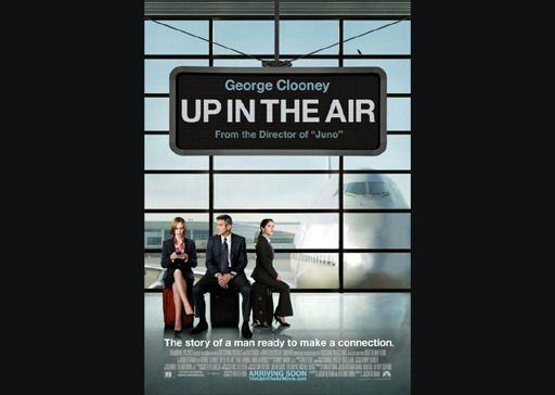 Up in the Air: Movie Posters, Picture-Black Posters