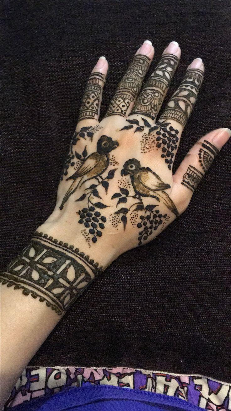 Henna tattoo... @rt&misi@.