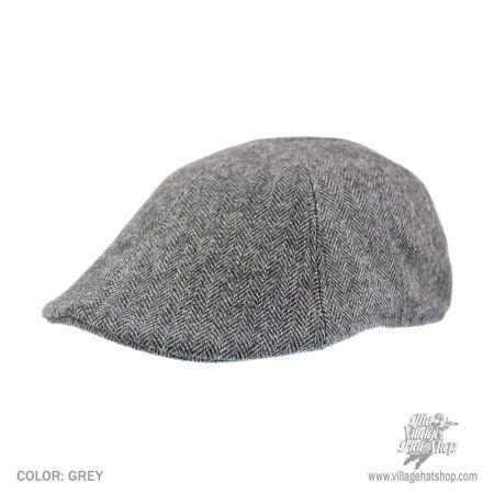 Jaxon Hats Herringbone Duckbill Ivy Cap - $20